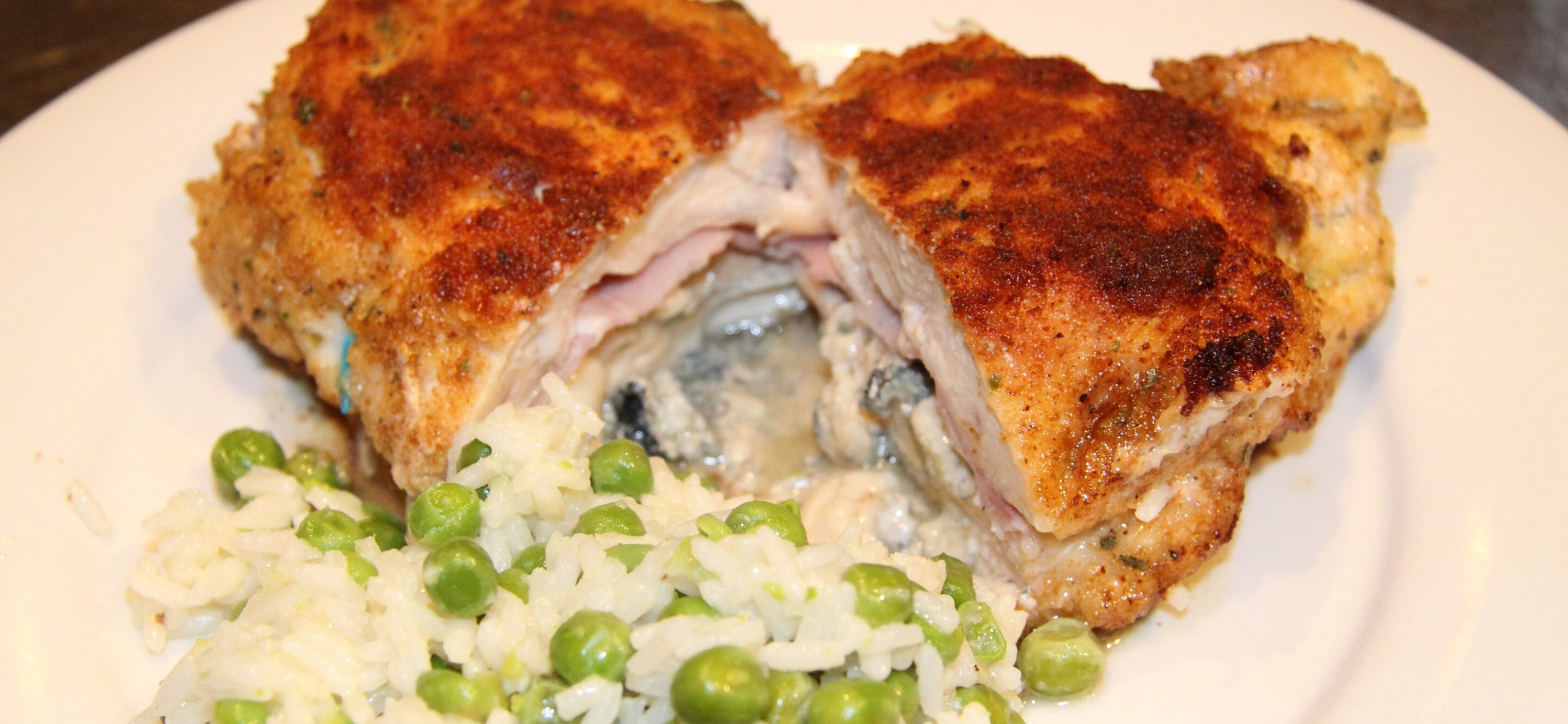 gorgonzola chicken cordon blue