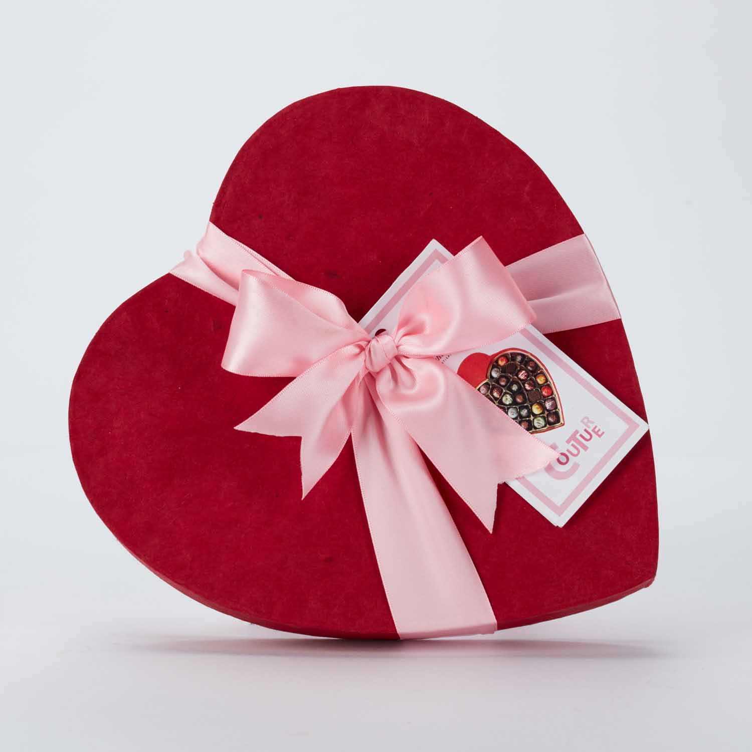 Couture Large Heart Box