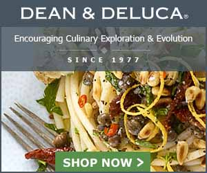 Dean & DeLuca. Encouraging Culinary Exploration and Evolution