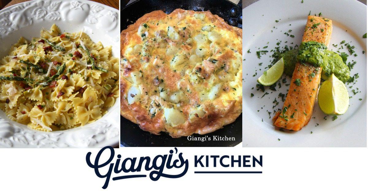 From My Kitchen To Your Kitchen Next Week Menu Giangi S