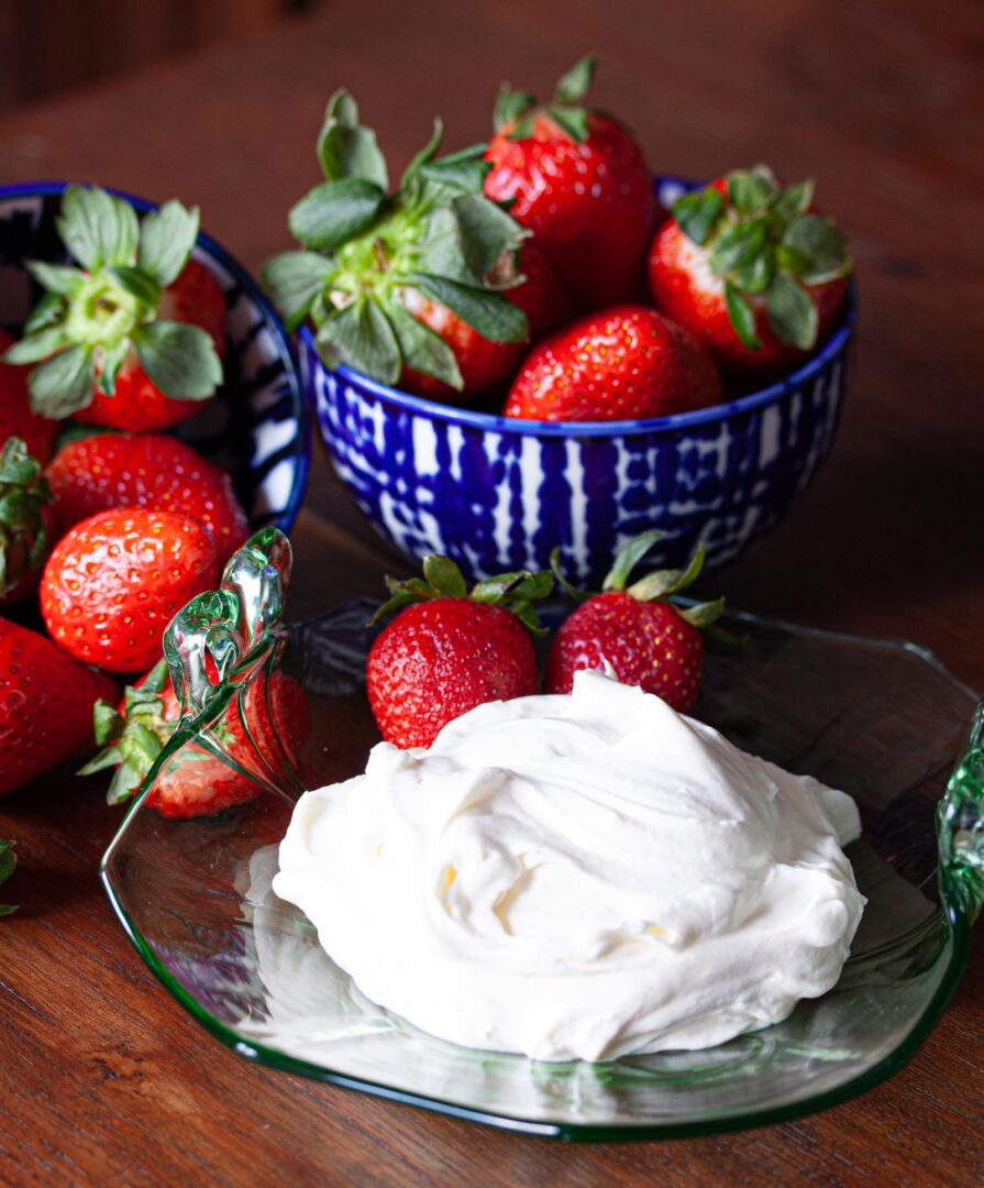 chantilly mascarpone