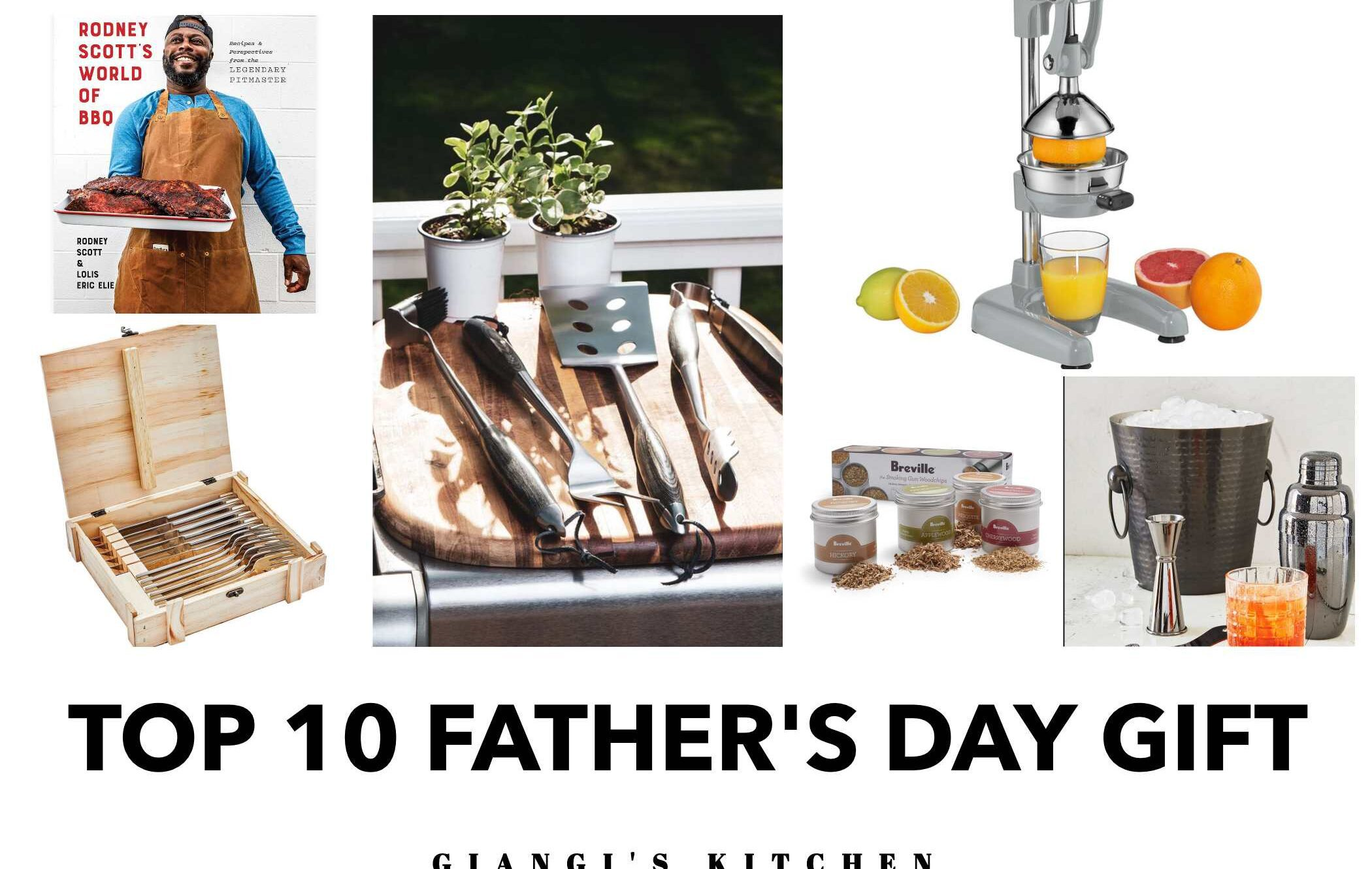 Top 10 Father's Day Gifts